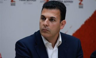 Ο Γ. Καραμέρος παρουσίασε τους υποψήφιους δημοτικούς συμβούλους για το Μαρούσι