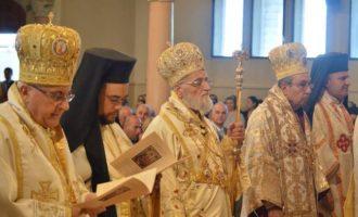 Νέο Πατριάρχη εκλέγει τον Ιούνιο η Μελχίτικη Ελληνική Καθολική Εκκλησία