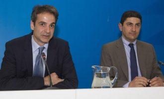 ΣΥΡΙΖΑ σε Μητσοτάκη: Να καταδικάσει τις δηλώσεις Αυγενάκη για την Χρυσή Αυγή