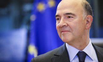 """""""Μνημόνια-τέλος"""" λέει ο Μοσκοβισί – """"Η διαδικασία ελάφρυνσης του χρέους έχει ξεκινήσει"""""""