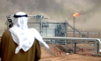 Η Σαουδική Αραβία εισάγει πετρέλαιο για να το εξάγει στους πελάτες της
