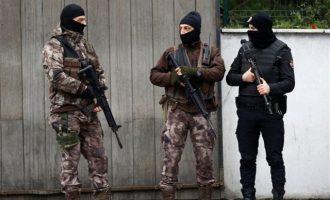 Επιχείρηση σύλληψης 25 εν ενεργεία αξιωματικών σε Τουρκία και Κατεχόμενα