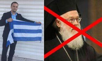 Περιοδεία τρομοκρατίας του Βέλιου στη Βόρεια Ήπειρο – Έκαιγε ελληνικές σημαίες και απειλούσε ηλικιωμένους