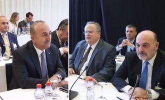Προειδοποίηση Κοτζιά σε Τσαβούσογλου: Εάν κινηθείτε σε Αιγαίο ή Κύπρο θα θεωρηθεί εχθρική ενέργεια