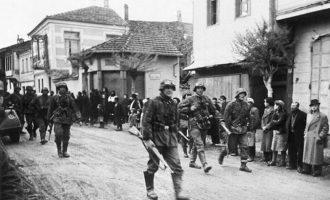 Η φρίκη των SS στο Δίστομο: Με τα μάτια της Παναγούλας
