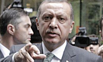 Ερντογάν προς Ευρωκοινοβούλιο: «Βουλώστε» το! Δεν φεύγω από την Εφρίν – Έρχεται Τρίτος Παγκόσμιος Πόλεμος