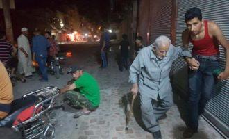 """Συρία: Λουτρό αίματος στη Μααράτ Αλ Νουμάν – Η Αλ Κάιντα επιτέθηκε σε """"μετριοπαθείς"""" ισλαμιστές"""