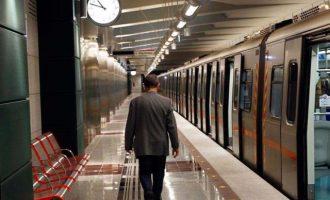Κλειστός ο σταθμός του Μετρό στο Σύνταγμα την Πέμπτη