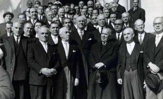 """Ποιος Έλληνας υπ. Οικονομικών αναγνώρισε το 1964 όλα τα προπολεμικά χρέη της Ελλάδας και """"έδεσε"""" τη χώρα!"""