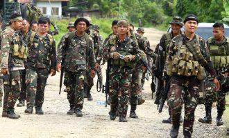 44 τζιχαντιστές της οργάνωσης Ισλαμικό Κράτος σκότωσε ο στρατός των Φιλιππίνων