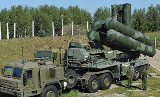 Η Τουρκία θα αποκτήσει τους S-400 ακόμα και εάν της επιβληθούν κυρώσεις από τις ΗΠΑ