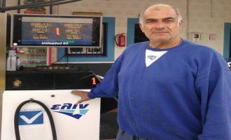 """Αυτός είναι ο επιχειρηματίας που πλάκωσε εφοριακό στη Πάτμο: """"Θα τον έπνιγα"""" (βίντεο)"""