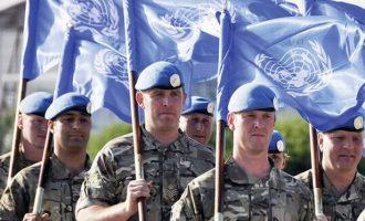 Το Συμβούλιο Ασφαλείας του ΟΗΕ ανανέωσε την παραμονή Κυανόκρανων στην Κύπρο