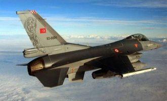Προκλήσεις χωρίς τέλος: Οπλισμένα F-16 έστειλαν οι Τούρκοι στο Αιγαίο