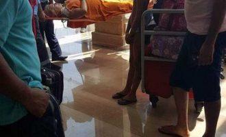 Άνδρας με μαχαίρι έσφαξε δύο τουρίστες στην Αίγυπτο