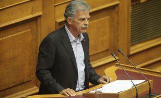 Σπύρος Δανέλλης: Θα ψηφίσω υπέρ του ονόματος «Δημοκρατία της Μακεδονίας»