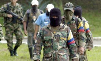 Οι αντάρτες FARC στη Κολομβία ιδρύουν πολιτικό κόμμα την 1η Σεπτεμβρίου