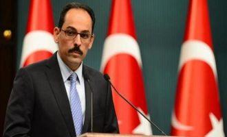 Οι S-400 δεν είναι απειλή για καμία χώρα, λέει ο εκπρόσωπος του Ερντογάν
