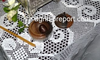 Πιστοί στο Αγρίνιο προσκυνάνε ένα βρασμένο κάστανο! Η Εκκλησία της Ελλάδας γιατί σιωπά;