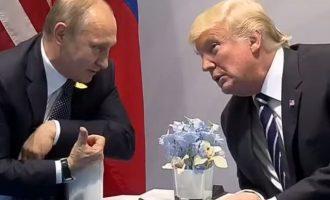 Τραμπ και Πούτιν ίσως να συζητήσουν στους G20 την ενεργειακή ασφάλεια της Ευρώπης