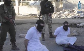 Η Αλ Κάιντα στη βόρεια Συρία εκτέλεσε δύο τζιχαντιστές του Ισλαμικού Κράτους