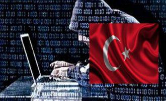 Τούρκοι χάκερ «χτύπησαν» το ΑΠΕ – Τι έγραψαν για τους 8 Τούρκους στρατιωτικούς (φωτο)