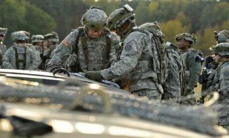 Οι Ρώσοι ανησυχούν για την ανάπτυξη επιπλέον αμερικανικών στρατευμάτων στην Πολωνία
