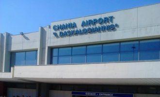 Τριαντάχρονος Σκανδιναβός προσπάθησε να βιάσει 54χρονη Ελληνίδα στο αεροδρόμιο Χανίων