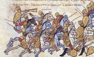 Οι Βούλγαροι γιόρτασαν τη νίκη τους επί του Βυζαντινού Στρατού