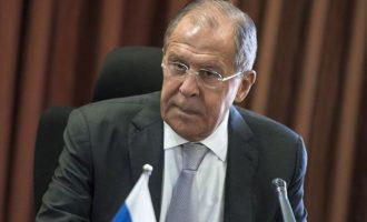 Σεργκέι Λαβρόφ: «Εάν χρειαστεί» θα βομβαρδίσουμε ξανά τους τζιχαντιστές στην Ιντλίμπ