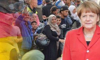 Η Γερμανία διέκοψε την επεξεργασία αιτήσεων ασύλου σε Σύρους