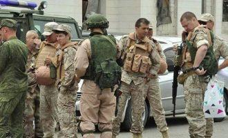 Οι Ρώσοι πήραν πίσω από τους Τούρκους την πόλη Τελ Ριφάτ – Εμπλοκή με Τουρκομογγόλους τζιχαντιστές