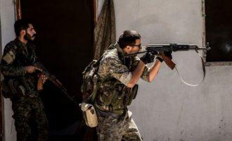 Οι Κούρδοι (SDF) εξάρθρωσαν δύο πυρήνες της οργάνωσης Ισλαμικό Κράτος στα εδάφη τους στη Συρία