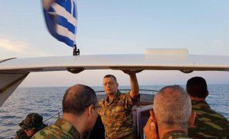 """Σχέδιο αναβίωσης της Βυζαντινής Αυτοκρατορίας """"βλέπει"""" ο Ουμίτ Γιαλίμ στις κινήσεις του αντιστράτηγου Στεφανή"""