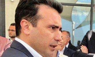 Ο Ζάεφ κάνει πίσω στα θέματα «ελληνικής κληρονομιάς» αλλά δεν δέχεται το erga omnes