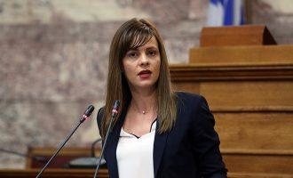 Αχτσιόγλου: Η Ελλάδα θα βγει καθαρά από τα μνημόνια – Αύξηση αμέσως του κατώτατου μισθού