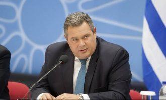 Οι ΑΝΕΛ για Σκόπια και δημοψήφισμα: «Δεν προκαταλαμβάνουμε τίποτα πριν τελειώσει η διαπραγμάτευση»