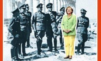 Spiegel: «Μαύρο» στη Μέρκελ, τη μητέρα του τέρατος των ναζί