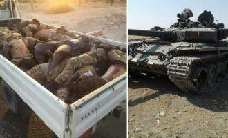 Σκληρές μάχες Ρώσων με Αλ Κάιντα στην Ιντλίμπ της Συρίας – Οι Ρώσοι λένε ότι σκότωσαν 850 τζιχαντιστές