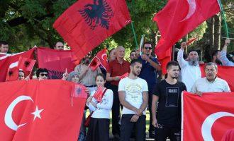 Πρακτορείο Anadolu: Οι Αλβανοί είναι γιοι των μακρινών χωρών της Τουρκίας