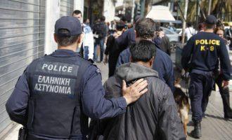 Συνελήφθησαν τρεις νεαροί Πακιστανοί στη Θεσσαλονίκη που κρατούσαν 21 ομήρους