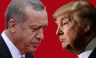 Ομογενείς: Μόνο ο Τραμπ μπορεί να θέσει υπό έλεγχο τον Ερντογάν