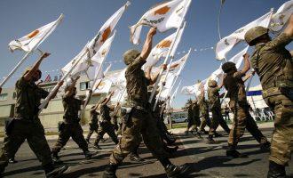Οι ΗΠΑ ξεκινάνε στρατιωτική εκπαίδευση και κατάρτιση στην Κυπριακή Δημοκρατία