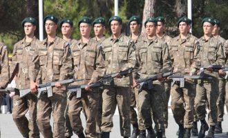 Αναστασιάδης: Σημαντικός ο ρόλος της Εθνικής Φρουράς στην ασφάλεια της κυπριακής ΑΟΖ