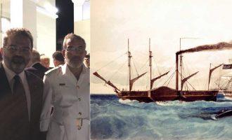 Μετά την Αμφίπολη ο Λεφαντζής βρήκε την «Καρτερία» – Συγκλονιστική επιστημονική ανακοίνωση