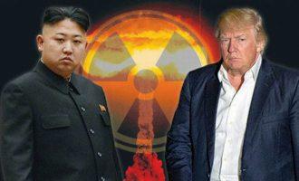 Για να συναντηθούν Τραμπ και Κιμ η Βόρεια Κορέα πρέπει να σταματήσει τις πυρηνικές προκλήσεις