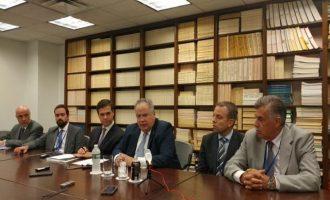 Κοτζιάς από Ν. Υόρκη: Μεγάλη η αναβάθμιση της Ελλάδας – Τα μηνύματα σε Σκόπια και Τουρκία
