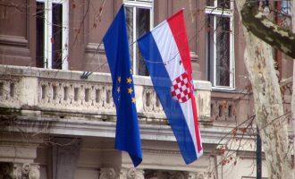 Η Κροατία ξεκίνησε τη διαδικασία για ένταξη στην ευρωζώνη