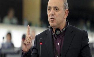 Kύπριος Ευρωβουλευτής: Συνεργός της τρομοκρατίας το καθεστώς Ερντογάν