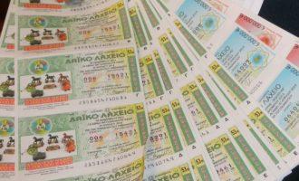 Το Λαϊκό Λαχείο μοίρασε περισσότερα από 7 εκατομμύρια ευρώ τον Ιούνιο